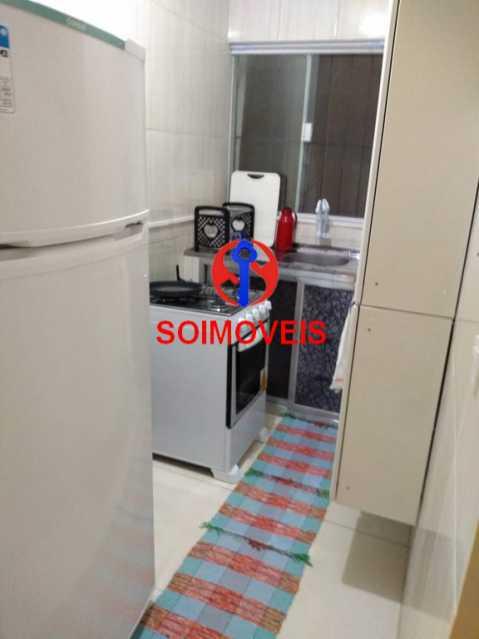 3-coz - Apartamento 1 quarto à venda Quintino Bocaiúva, Rio de Janeiro - R$ 115.000 - TJAP10268 - 6