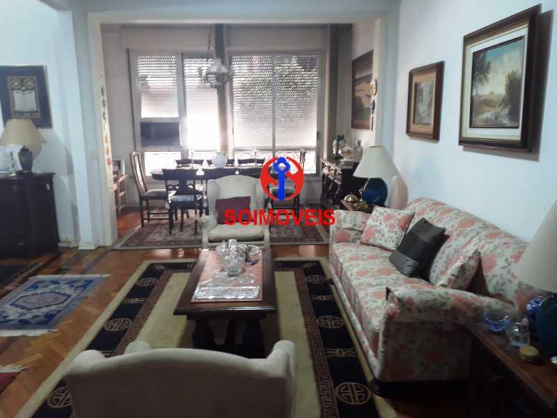 sl - Apartamento 3 quartos à venda Copacabana, Rio de Janeiro - R$ 890.000 - TJAP30545 - 1
