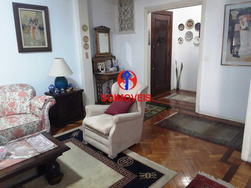 sl - Apartamento 3 quartos à venda Copacabana, Rio de Janeiro - R$ 890.000 - TJAP30545 - 3