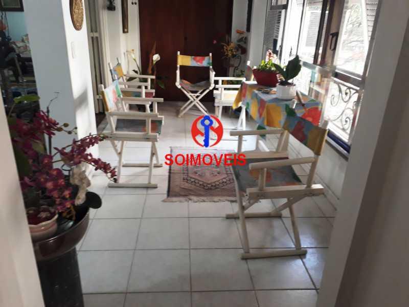 var - Apartamento 3 quartos à venda Copacabana, Rio de Janeiro - R$ 890.000 - TJAP30545 - 7