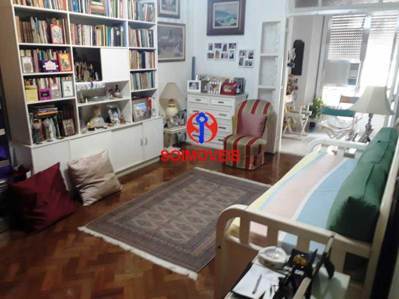 qt - Apartamento 3 quartos à venda Copacabana, Rio de Janeiro - R$ 890.000 - TJAP30545 - 9