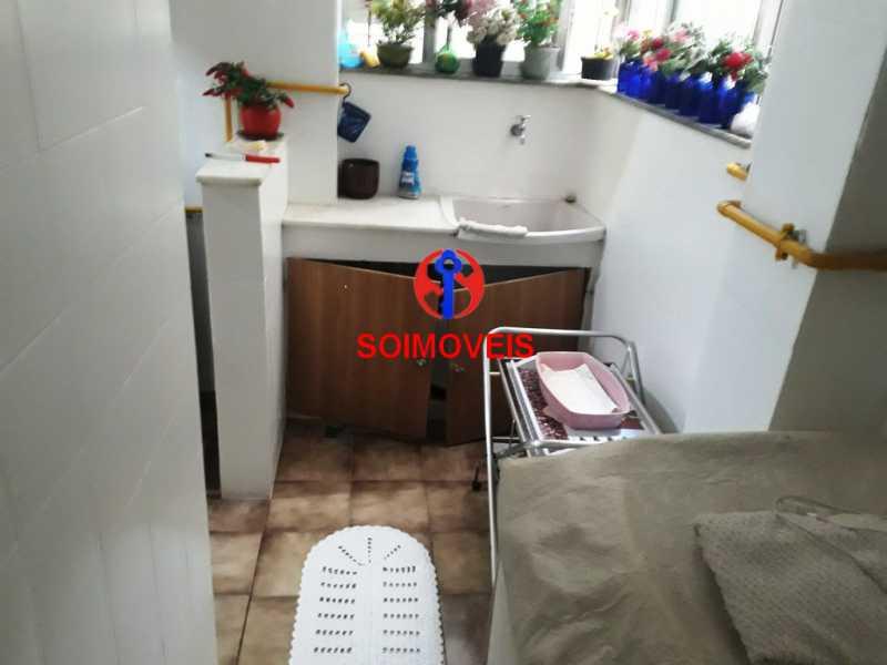 ar - Apartamento 3 quartos à venda Copacabana, Rio de Janeiro - R$ 890.000 - TJAP30545 - 20