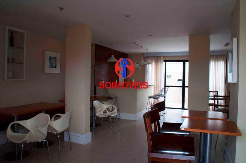 1-sl - Apartamento 1 quarto à venda São Cristóvão, Rio de Janeiro - R$ 395.000 - TJAP10270 - 1