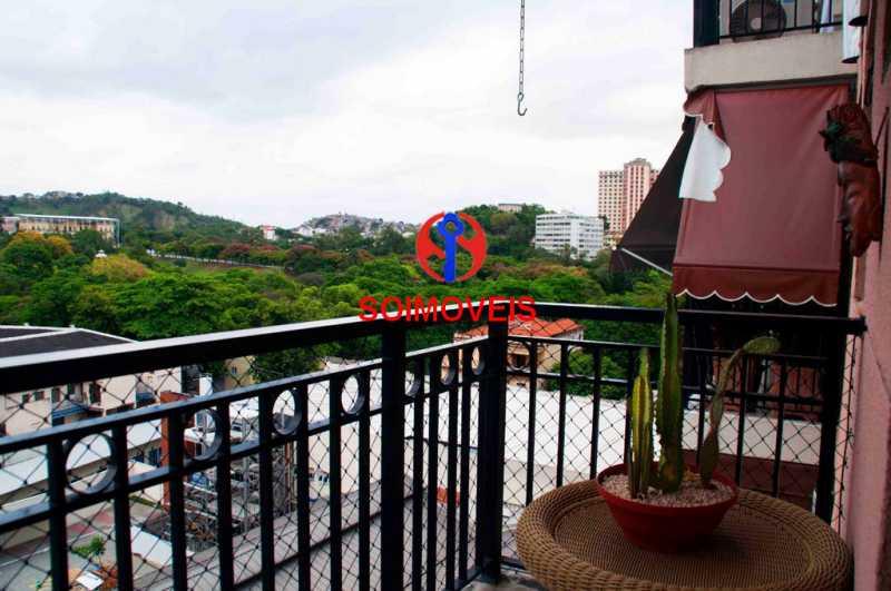 1-var - Apartamento 1 quarto à venda São Cristóvão, Rio de Janeiro - R$ 395.000 - TJAP10270 - 4