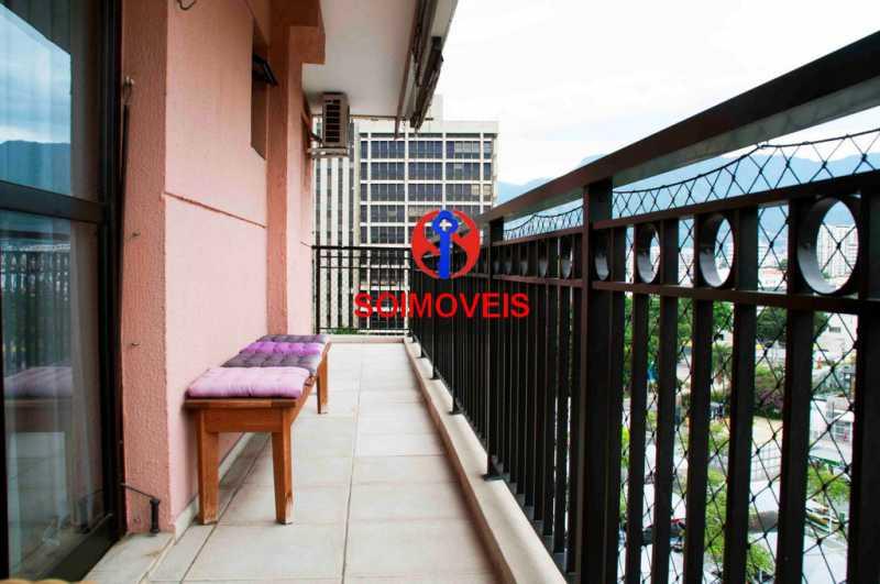 1-var2 - Apartamento 1 quarto à venda São Cristóvão, Rio de Janeiro - R$ 395.000 - TJAP10270 - 5