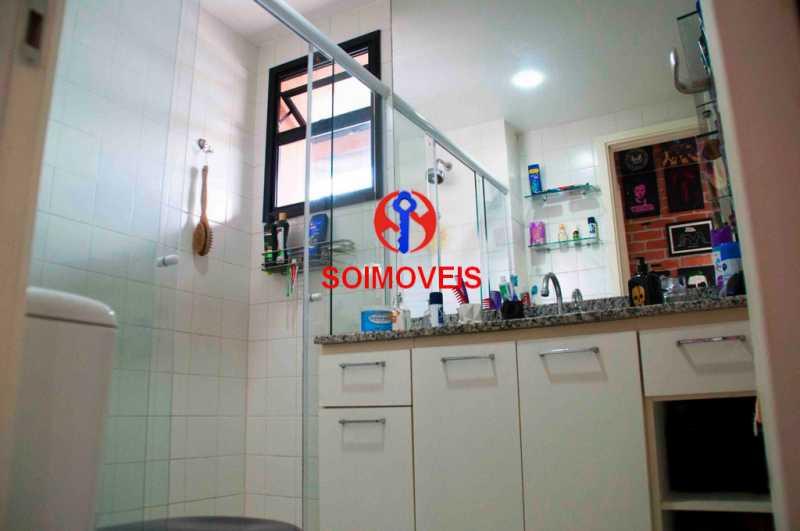 3-bhs2 - Apartamento 1 quarto à venda São Cristóvão, Rio de Janeiro - R$ 395.000 - TJAP10270 - 12
