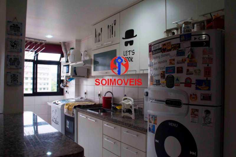 4-coz - Apartamento 1 quarto à venda São Cristóvão, Rio de Janeiro - R$ 395.000 - TJAP10270 - 13