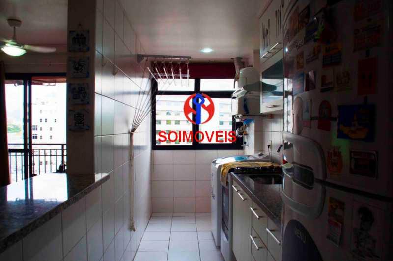 4-coz2 - Apartamento 1 quarto à venda São Cristóvão, Rio de Janeiro - R$ 395.000 - TJAP10270 - 14