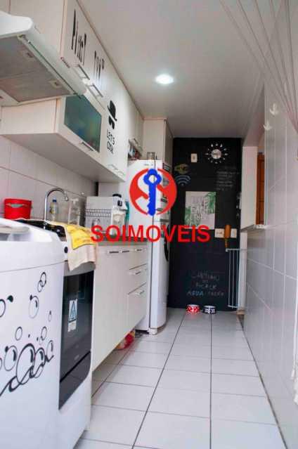 4-coz3 - Apartamento 1 quarto à venda São Cristóvão, Rio de Janeiro - R$ 395.000 - TJAP10270 - 15