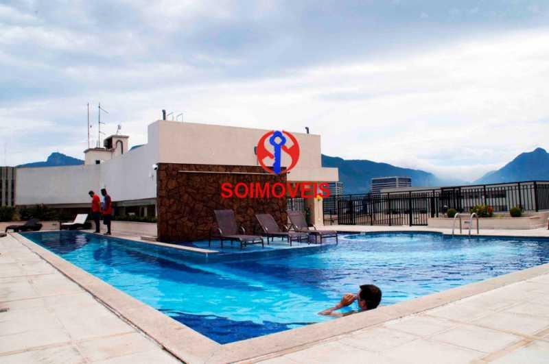 5-pisc - Apartamento 1 quarto à venda São Cristóvão, Rio de Janeiro - R$ 395.000 - TJAP10270 - 17