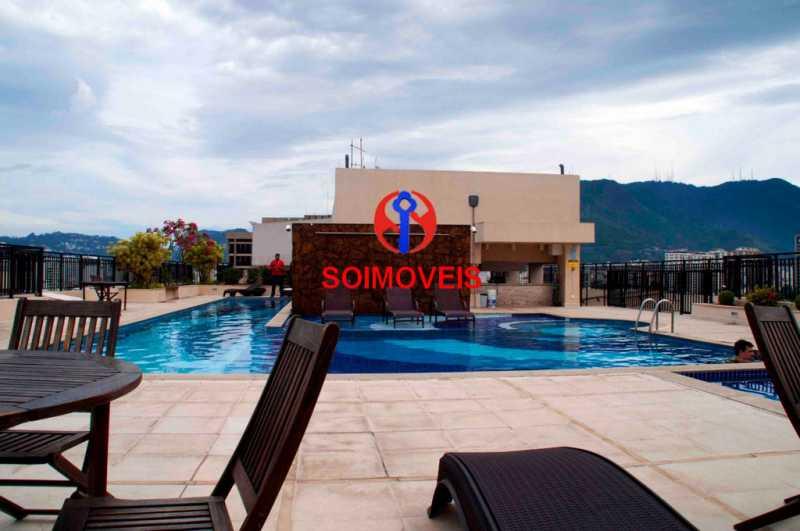 5-pisc2 - Apartamento 1 quarto à venda São Cristóvão, Rio de Janeiro - R$ 395.000 - TJAP10270 - 18