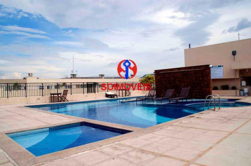 5-pisc3 - Apartamento 1 quarto à venda São Cristóvão, Rio de Janeiro - R$ 395.000 - TJAP10270 - 19