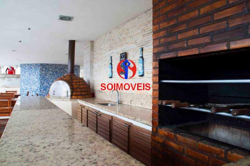 6-argourmet - Apartamento 1 quarto à venda São Cristóvão, Rio de Janeiro - R$ 395.000 - TJAP10270 - 21
