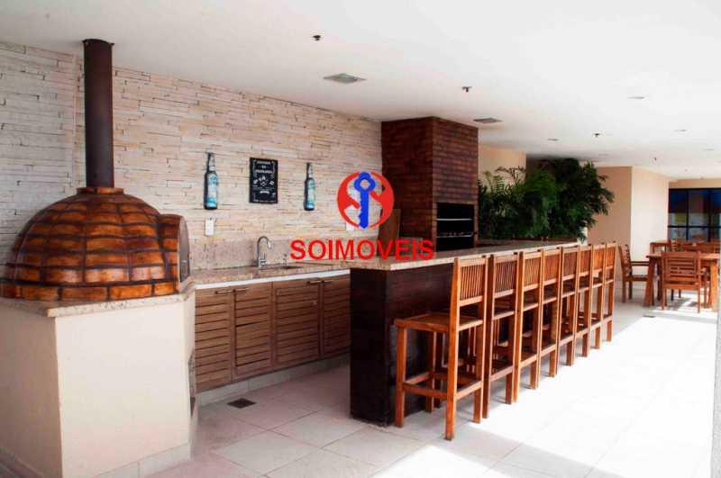 6-argourmet2 - Apartamento 1 quarto à venda São Cristóvão, Rio de Janeiro - R$ 395.000 - TJAP10270 - 22