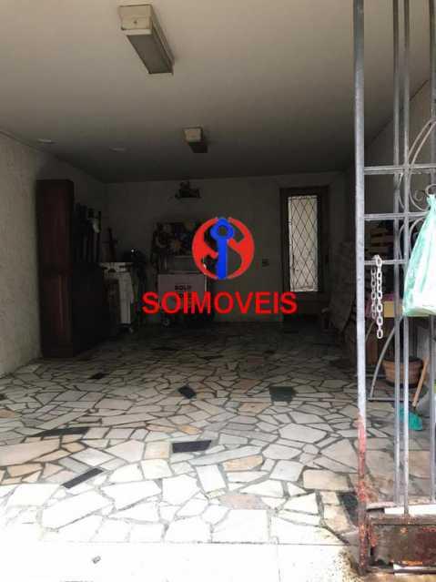Garagem  - Casa em Condomínio 4 quartos à venda Maracanã, Rio de Janeiro - R$ 900.000 - TJCN40006 - 23