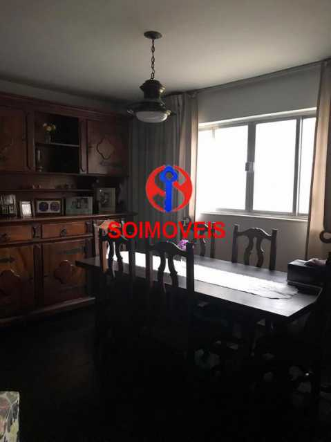 Sala 2º andar - Casa em Condomínio 4 quartos à venda Maracanã, Rio de Janeiro - R$ 900.000 - TJCN40006 - 4