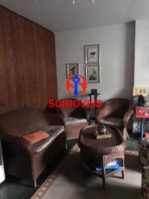 Sala 2º andar - Casa em Condomínio 4 quartos à venda Maracanã, Rio de Janeiro - R$ 900.000 - TJCN40006 - 5