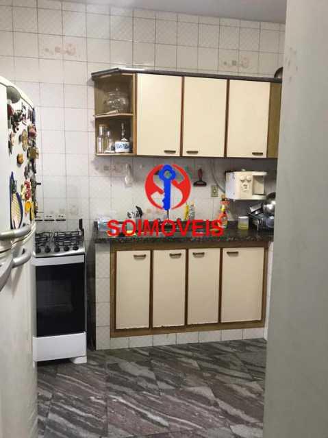 Cozinha 2º andar - Casa em Condomínio 4 quartos à venda Maracanã, Rio de Janeiro - R$ 900.000 - TJCN40006 - 12