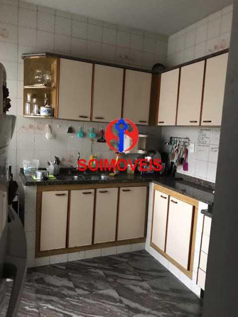 Cozinha 2º andar - Casa em Condomínio 4 quartos à venda Maracanã, Rio de Janeiro - R$ 900.000 - TJCN40006 - 13