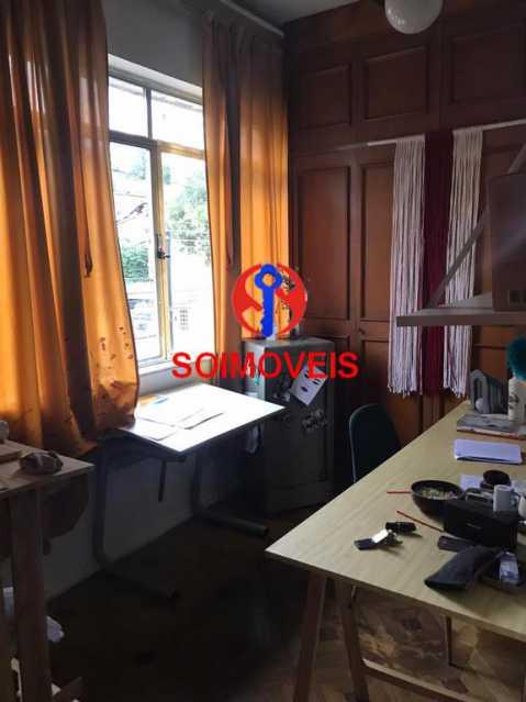Quarto 3 do 2º andar - Casa em Condomínio 4 quartos à venda Maracanã, Rio de Janeiro - R$ 900.000 - TJCN40006 - 10