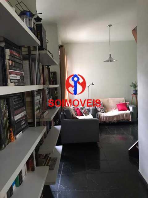 Sala 3º andar - Casa em Condomínio 4 quartos à venda Maracanã, Rio de Janeiro - R$ 900.000 - TJCN40006 - 16