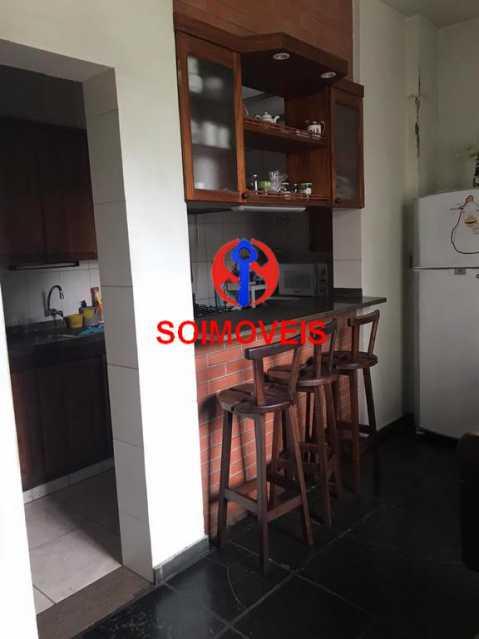 Cozinha 3º andar - Casa em Condomínio 4 quartos à venda Maracanã, Rio de Janeiro - R$ 900.000 - TJCN40006 - 17