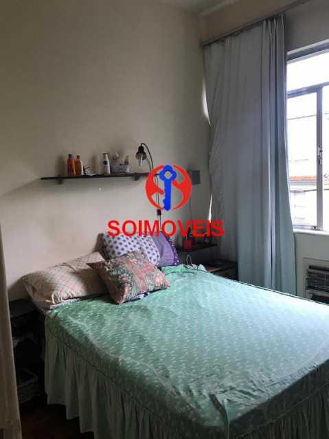 Quarto 2 do  2º andar - Casa em Condomínio 4 quartos à venda Maracanã, Rio de Janeiro - R$ 900.000 - TJCN40006 - 7