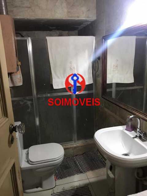 Banheiro suíte 2º andar - Casa em Condomínio 4 quartos à venda Maracanã, Rio de Janeiro - R$ 900.000 - TJCN40006 - 14