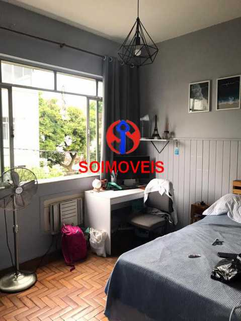 Suíte 2º andar - Casa em Condomínio 4 quartos à venda Maracanã, Rio de Janeiro - R$ 900.000 - TJCN40006 - 6