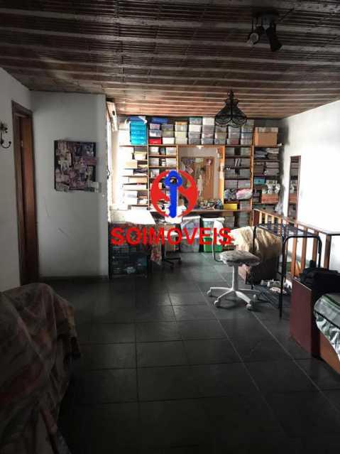 Sala do terraço - Casa em Condomínio 4 quartos à venda Maracanã, Rio de Janeiro - R$ 900.000 - TJCN40006 - 18