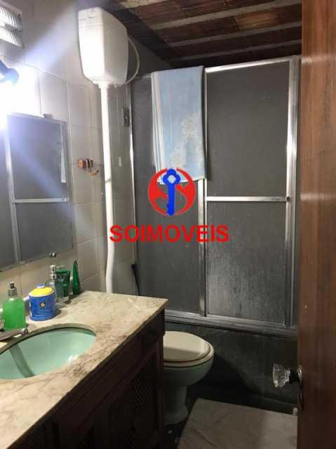 Banheiro do Terraço - Casa em Condomínio 4 quartos à venda Maracanã, Rio de Janeiro - R$ 900.000 - TJCN40006 - 20
