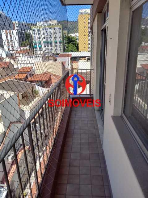 1-var - Apartamento 1 quarto à venda Méier, Rio de Janeiro - R$ 300.000 - TJAP10272 - 4