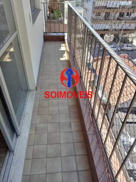 1-var2 - Apartamento 1 quarto à venda Méier, Rio de Janeiro - R$ 300.000 - TJAP10272 - 5