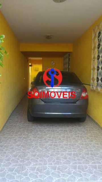 Garagem - Casa 4 quartos à venda Cachambi, Rio de Janeiro - R$ 690.000 - TJCA40034 - 8