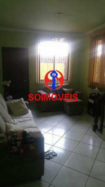 Sala - Casa 4 quartos à venda Cachambi, Rio de Janeiro - R$ 690.000 - TJCA40034 - 3