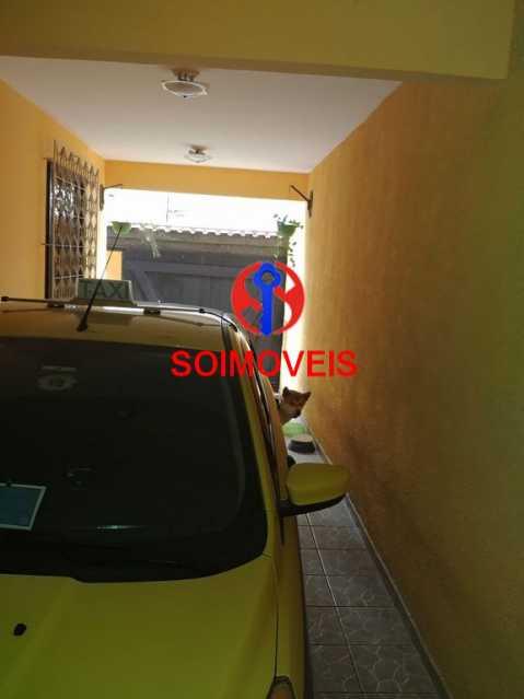 Garagem - Casa 4 quartos à venda Cachambi, Rio de Janeiro - R$ 690.000 - TJCA40034 - 9