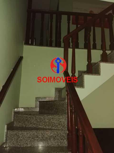 Acesso ao segundo andar - Casa 4 quartos à venda Cachambi, Rio de Janeiro - R$ 690.000 - TJCA40034 - 4
