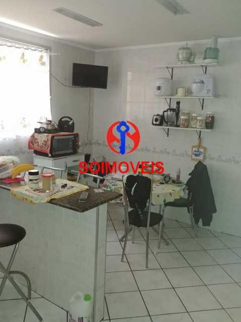 Cozinha - Casa 4 quartos à venda Cachambi, Rio de Janeiro - R$ 690.000 - TJCA40034 - 7