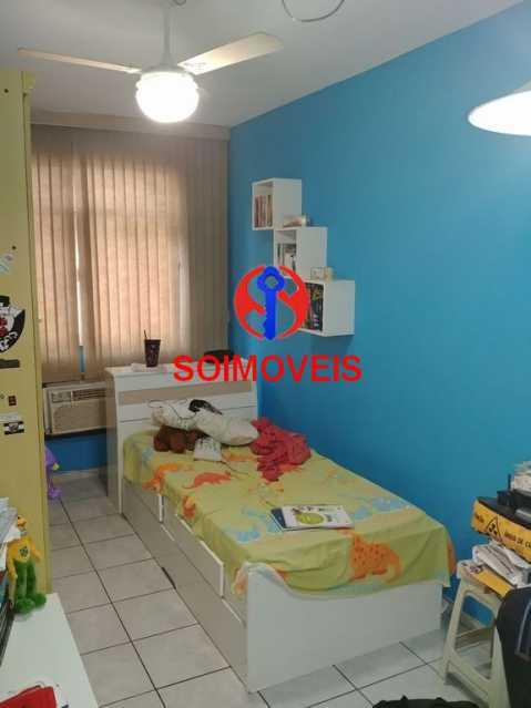 Quarto 2 - Casa 4 quartos à venda Cachambi, Rio de Janeiro - R$ 690.000 - TJCA40034 - 6