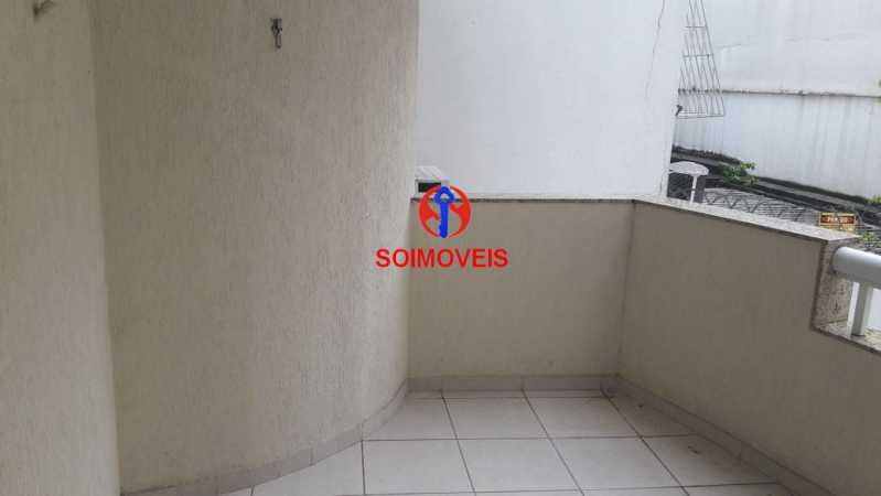 0e472774-42ad-4de0-bfda-8ce79b - Apartamento 3 quartos à venda Maracanã, Rio de Janeiro - R$ 750.000 - TJAP30550 - 3