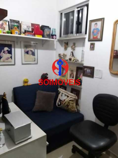 Quarto 2 - Apartamento 1 quarto à venda Vila Isabel, Rio de Janeiro - R$ 230.000 - TJAP10273 - 16