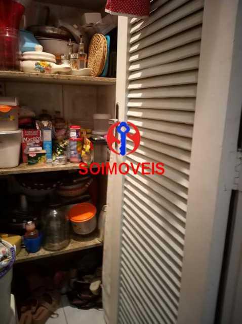 Cozinha - Apartamento 1 quarto à venda Vila Isabel, Rio de Janeiro - R$ 230.000 - TJAP10273 - 19