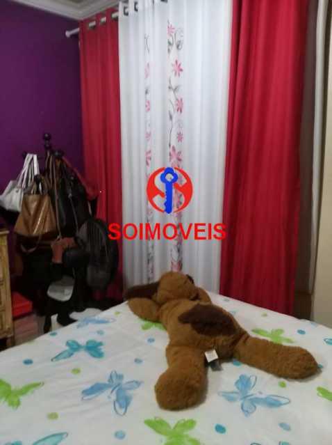 Quarto 1 - Apartamento 1 quarto à venda Vila Isabel, Rio de Janeiro - R$ 230.000 - TJAP10273 - 13