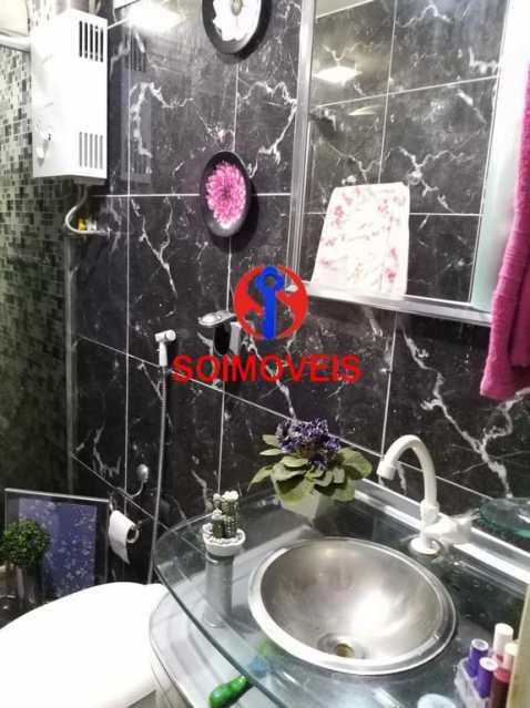 Banheiro - Apartamento 1 quarto à venda Vila Isabel, Rio de Janeiro - R$ 230.000 - TJAP10273 - 28