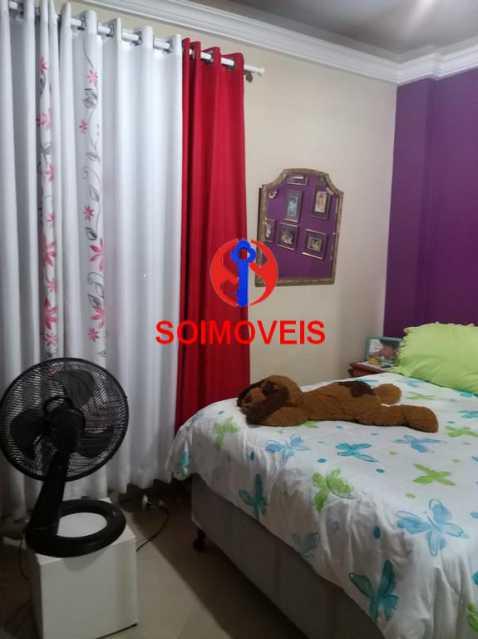 Quarto 1 - Apartamento 1 quarto à venda Vila Isabel, Rio de Janeiro - R$ 230.000 - TJAP10273 - 12
