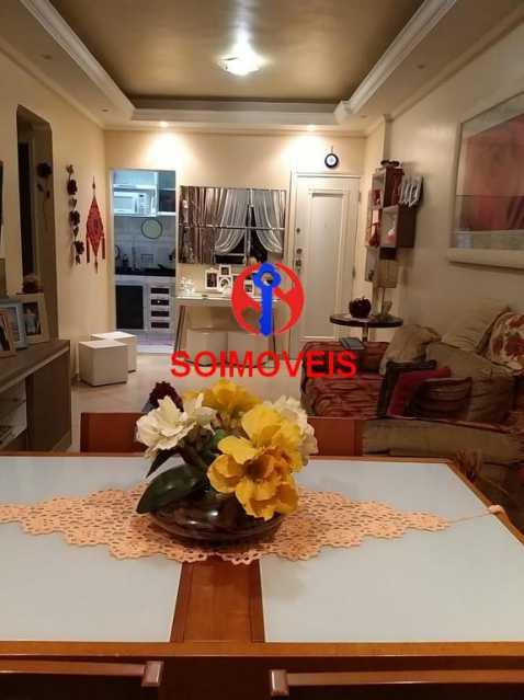 Sala - Apartamento 1 quarto à venda Vila Isabel, Rio de Janeiro - R$ 230.000 - TJAP10273 - 4