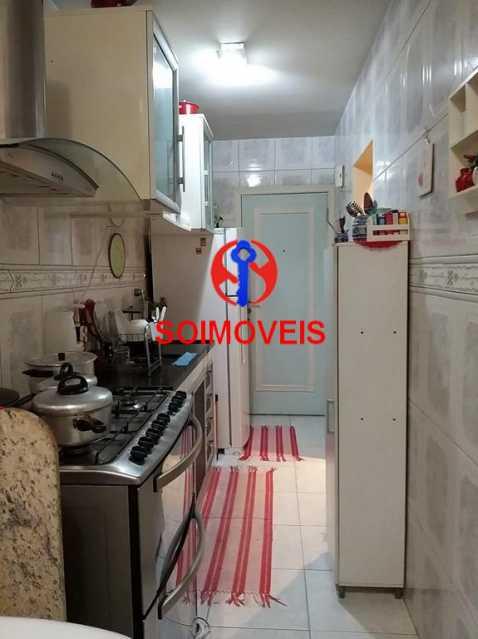 Cozinha - Apartamento 1 quarto à venda Vila Isabel, Rio de Janeiro - R$ 230.000 - TJAP10273 - 20
