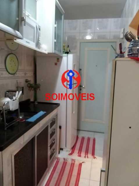 Cozinha - Apartamento 1 quarto à venda Vila Isabel, Rio de Janeiro - R$ 230.000 - TJAP10273 - 21