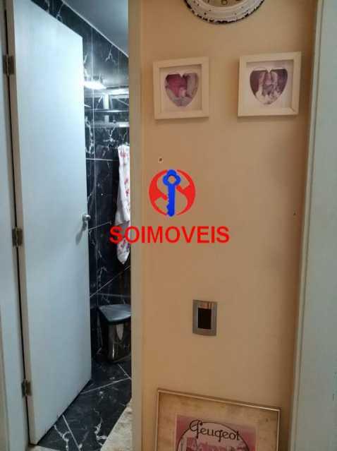 Banheiro - Apartamento 1 quarto à venda Vila Isabel, Rio de Janeiro - R$ 230.000 - TJAP10273 - 26