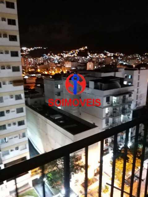 Vista - Apartamento 1 quarto à venda Vila Isabel, Rio de Janeiro - R$ 230.000 - TJAP10273 - 1